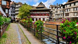 Find cheap flights from Tel Aviv to Strasbourg